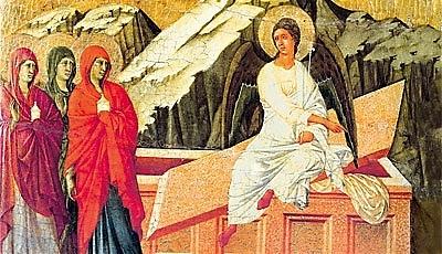 Nie został wskrzeszony - zmartwychwstał!