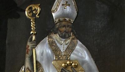 Św. Mikołaj, biskup Miry