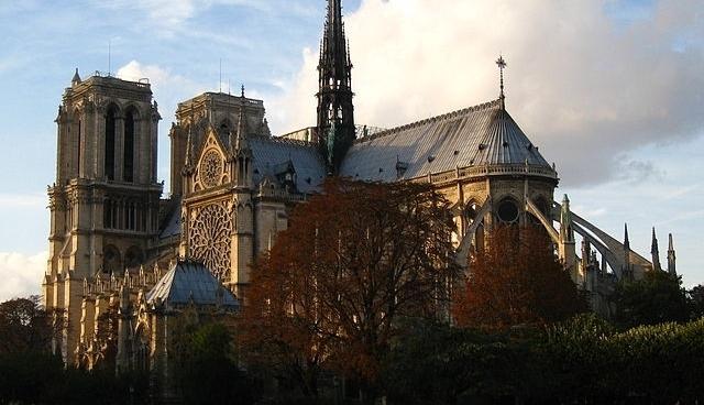 Katedra jako encyklopedia chrześcijaństwa