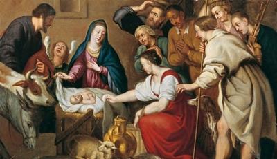 Maryja przyniosła ludziom Zbawiciela