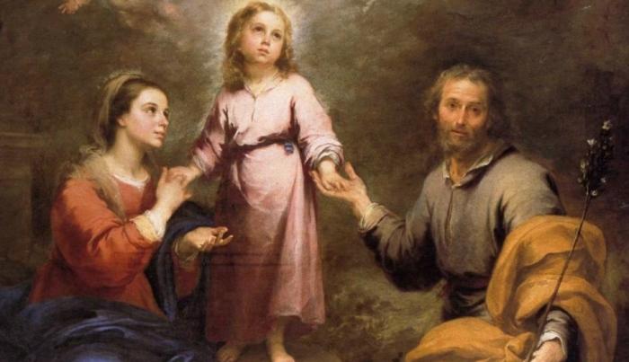 Święta Rodzina - wzór dla rodziny katolickiej