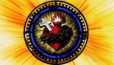 Serce Jezusa - gorejące ognisko miłości