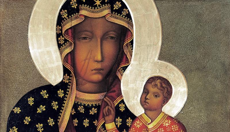 Jak Maryja zastąpiła nam króla