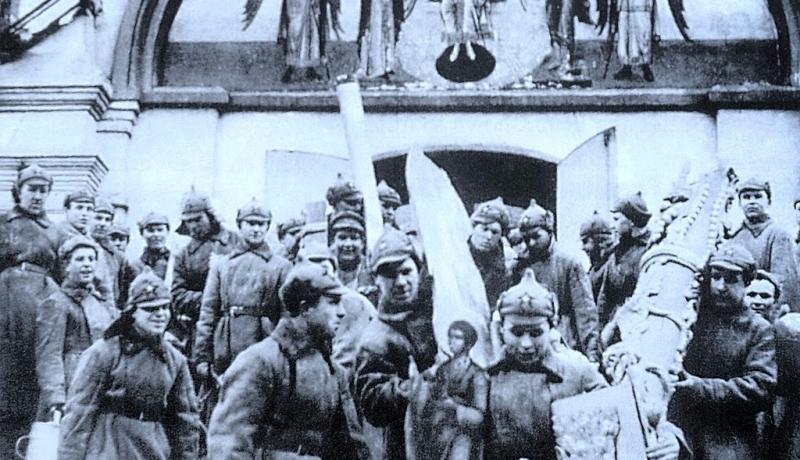 Lemingi 1917. Rewolucja bolszewicka a Cerkiew