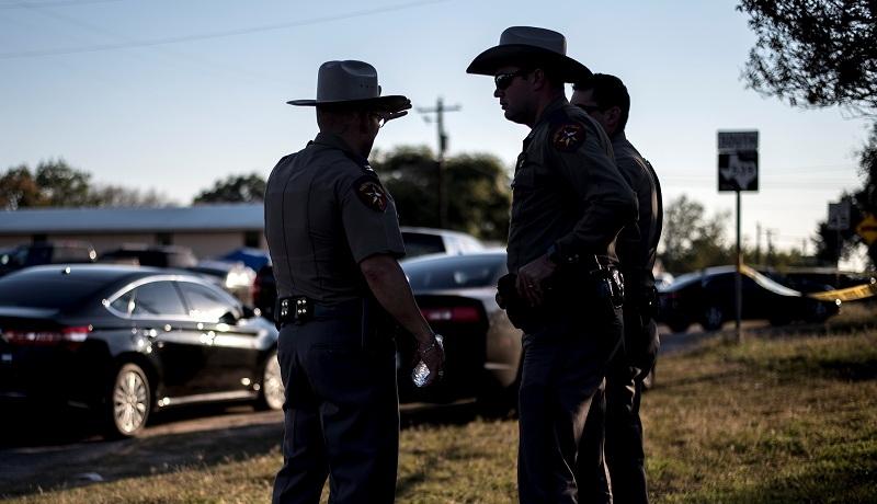 Strzelanina w Teksasie: napastnik zamordowałby więcej osób, ale spłoszył go uzbrojony obywatel