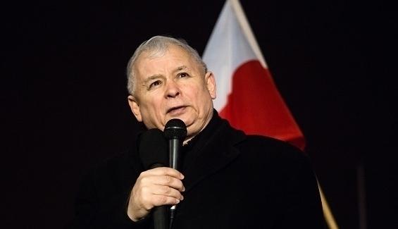 Naczelny rabin Polski u prezesa PiS. Jarosław Kaczyński spotkał się z liderami społeczności żydowskiej