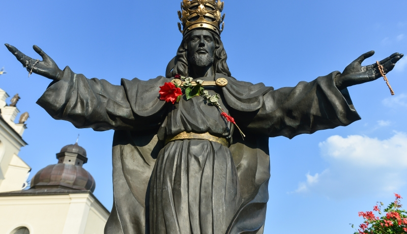 Polska chce być królestwem Chrystusa