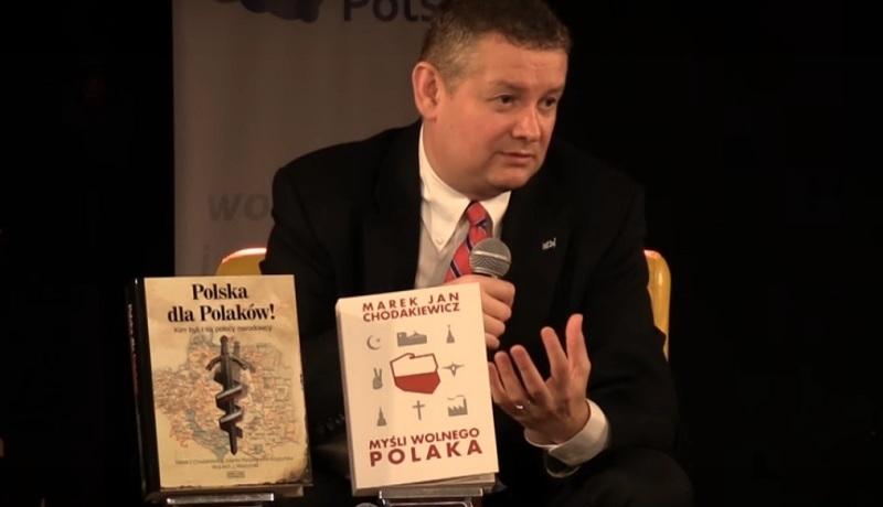 """Marek Jan Chodakiewicz: Polską """"narodówkę"""" cechuje ideowy galimatias"""