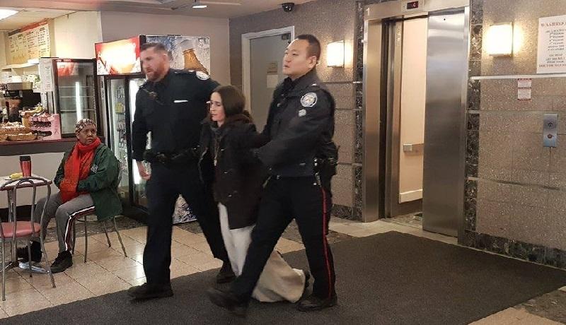 Mary Wagner znów w areszcie za obronę nienarodzonych