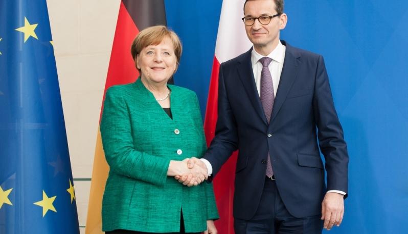 Morawiecki: Polska i Niemcy mogą być lokomotywą pozytywnych zmian w UE