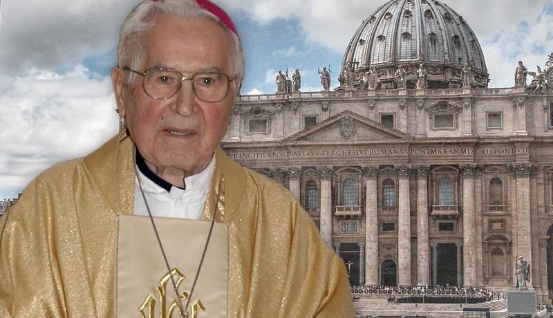 Biskup Paweł Maria Hnilica, przeciwnik watykańskiej polityki wschodniej