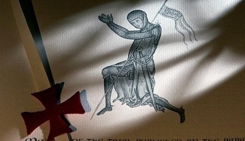 Rycerze Chrystusa, a nie prekursorzy masonerii. Odkłamać czarną legendę Templariuszy!