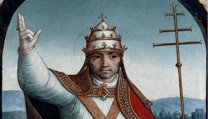 Porażające odkrycie w Londynie. Papieskie relikwie na… wysypisku!