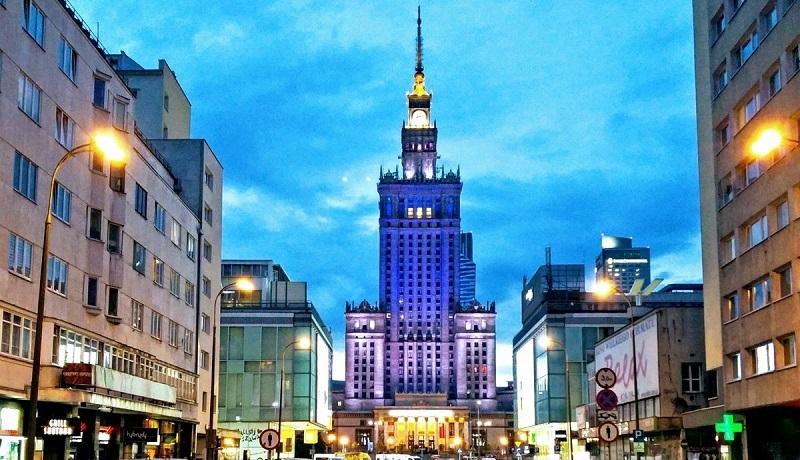 Warszawa uczciła 70-lecie powstania Izraela. Nie przeszkodziła nawet masakra w Strefie Gazy