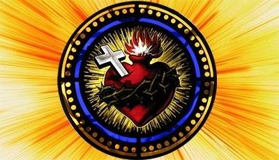 Najświętsze Serce i potrójna miłość Chrystusa