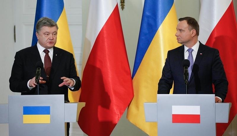 Polska wspomina rzeź wołyńską, a prezydent Ukrainy oczekuje zmian w ustawie o IPN