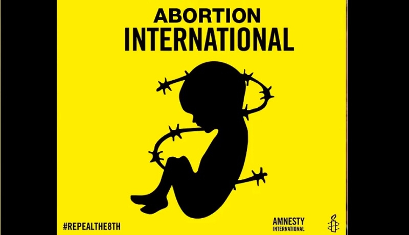 Aborcjoniści wszystkich krajów łączcie się...pod sztandarami Amnesty International