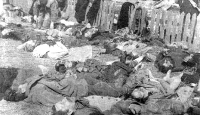 Wołyń 1943 - holokaust z ręki sąsiadów