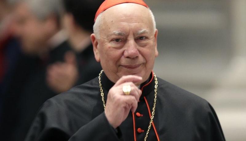 Kardynał sieje zgorszenie: protestanci mają prawo do sakramentów