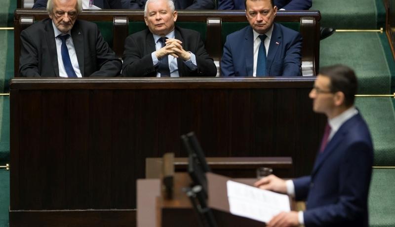 Rozbijacze prawicy i ruscy agenci. Tak PiS straszy obrońcami życia