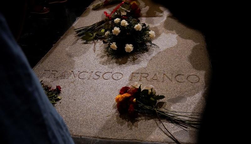 Hiszpańska lewica dopięła swego. Szczątki gen. Franco zostaną przeniesione z mauzoleum