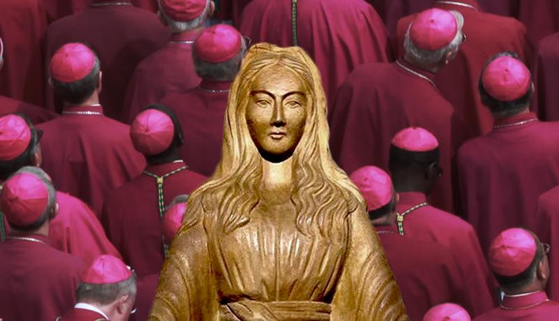 Kardynałowie przeciw kardynałom – czy Matka Boża w Akicie przewidziała kryzys w Kościele