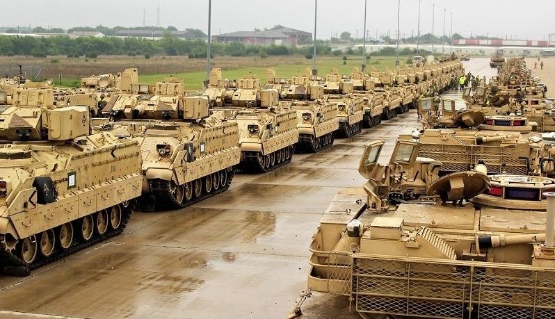 """Amerykanie wyślą do Niemiec dodatkowe 1500 żołnierzy. Berlin """"zaciera ręce"""""""