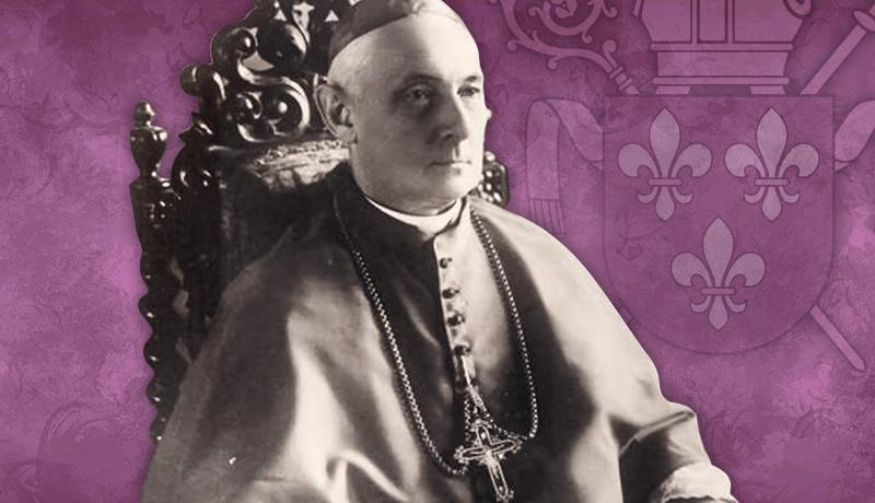 Biskup Stanisław Łukomski – niezłomny niewolnik Chrystusa Króla