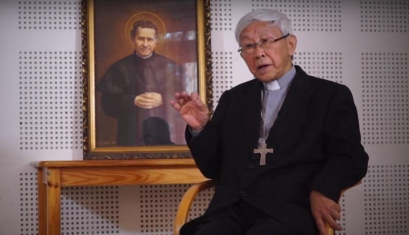 Kard. Zen do chińskich katolików wiernych Rzymowi: zejdźcie do katakumb, komunizm nie jest wieczny