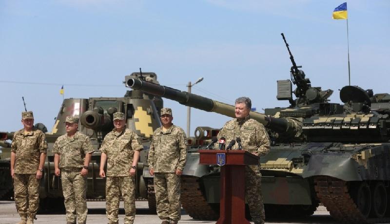Stan wojenny na Ukrainie! Petro Poroszenko chce obronić rodaków przed Rosją
