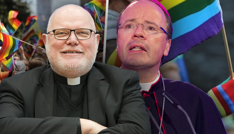 Niemcy: biskupi chcą błogosławić homo związki. Plan jest gotowy