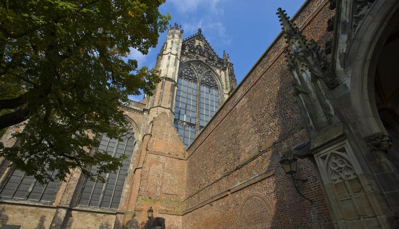 Utrecht: rada parafii wystawiła katedrę na sprzedaż. Wierni diecezji zdecydowanie protestują